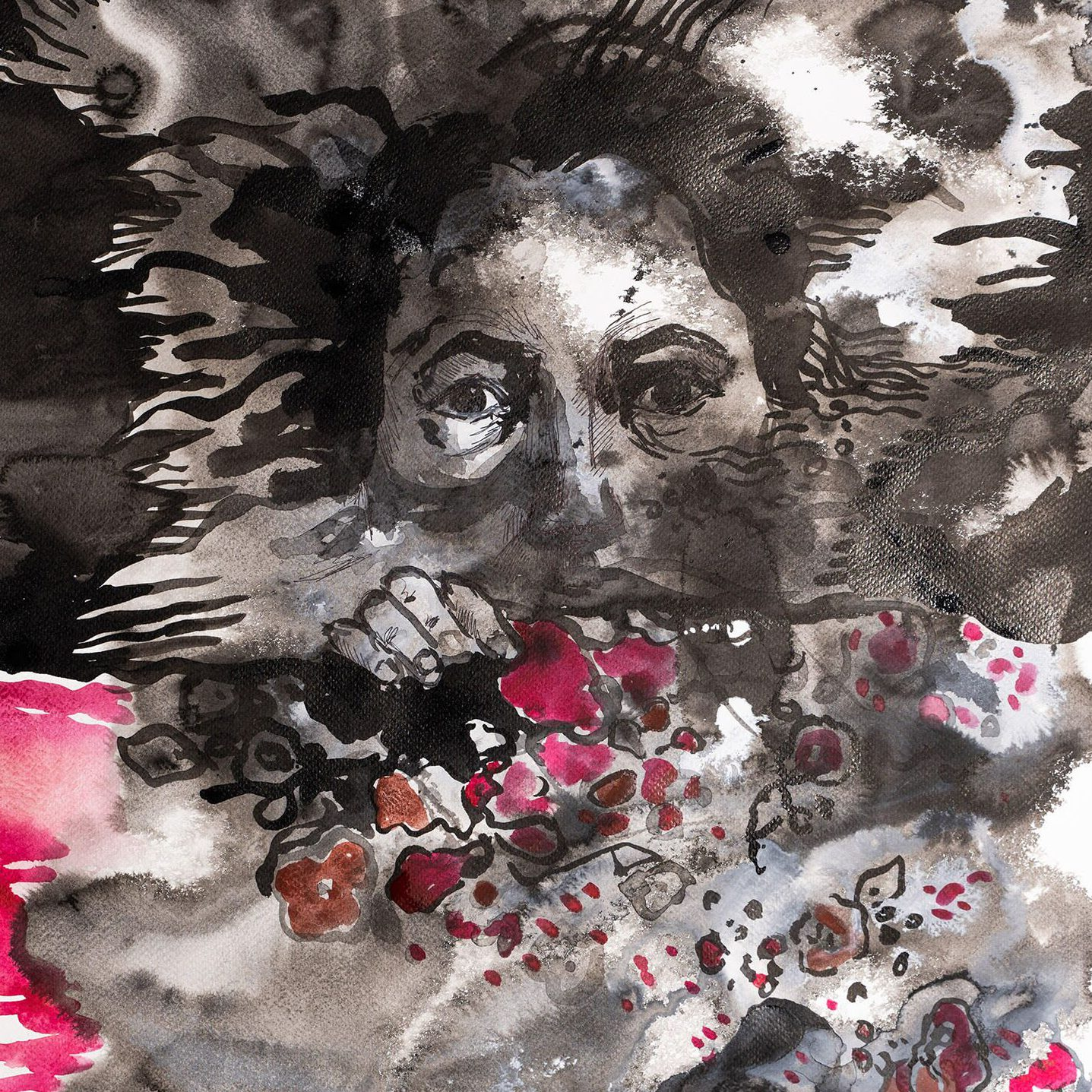 Fear by Iryna Merkulova